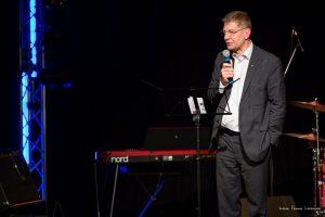 1964-2014, les 50 ans de la MJC. Eric Mehlhorn Maire de Savigny sur Orge
