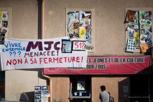 2015 - Incertitudes sur l'avenir de la MJC
