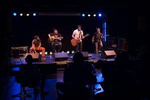 Concert Acoustique - Splinter Radio! - Image Pierre Lafargue
