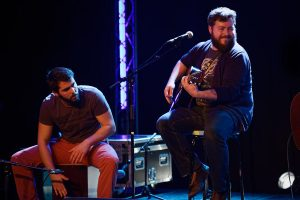Concert Acoustique - Splinter Radio!- Image Pierre Lafargue