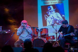 Harmonica Vibes le 16 mars 2019