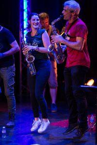 Kraken Groove Band MJC Savigny le 21 juin 2021