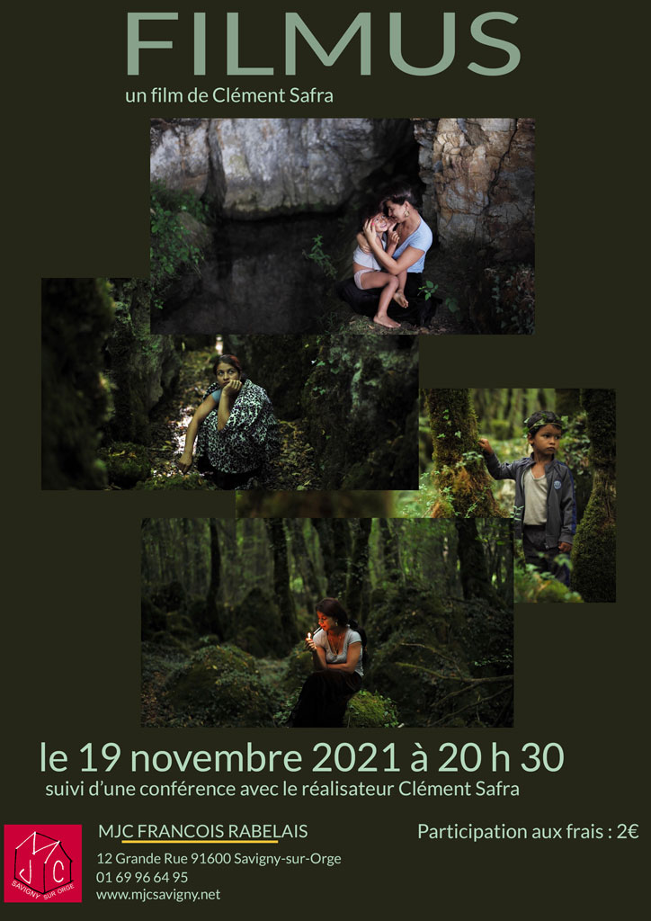 Cinéma : Filmus le 19 novembre 2021 à 20 h 30
